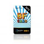 蝴蝶卡BF CARD 270點